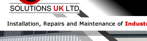 Installation, repair and maintenance of industrial security doors and loading bay facilities.