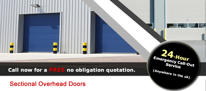 24hour emergency call-out to industrial door and loading bay faults. Fully stocked vans.